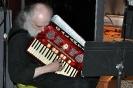 Garth Hudson on accordion