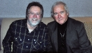 David Bray with Murray McLauchlan
